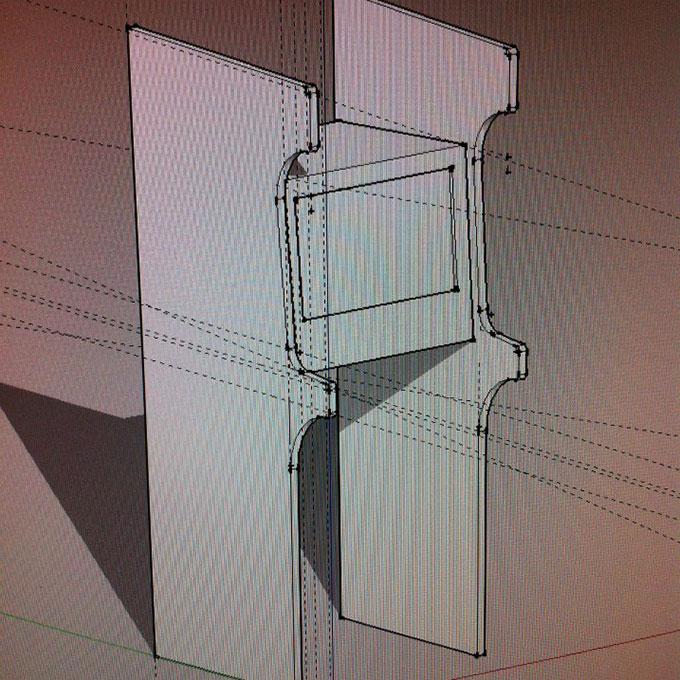 Google sketchup design